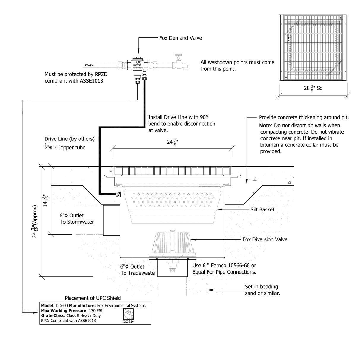 DD600 Schematic
