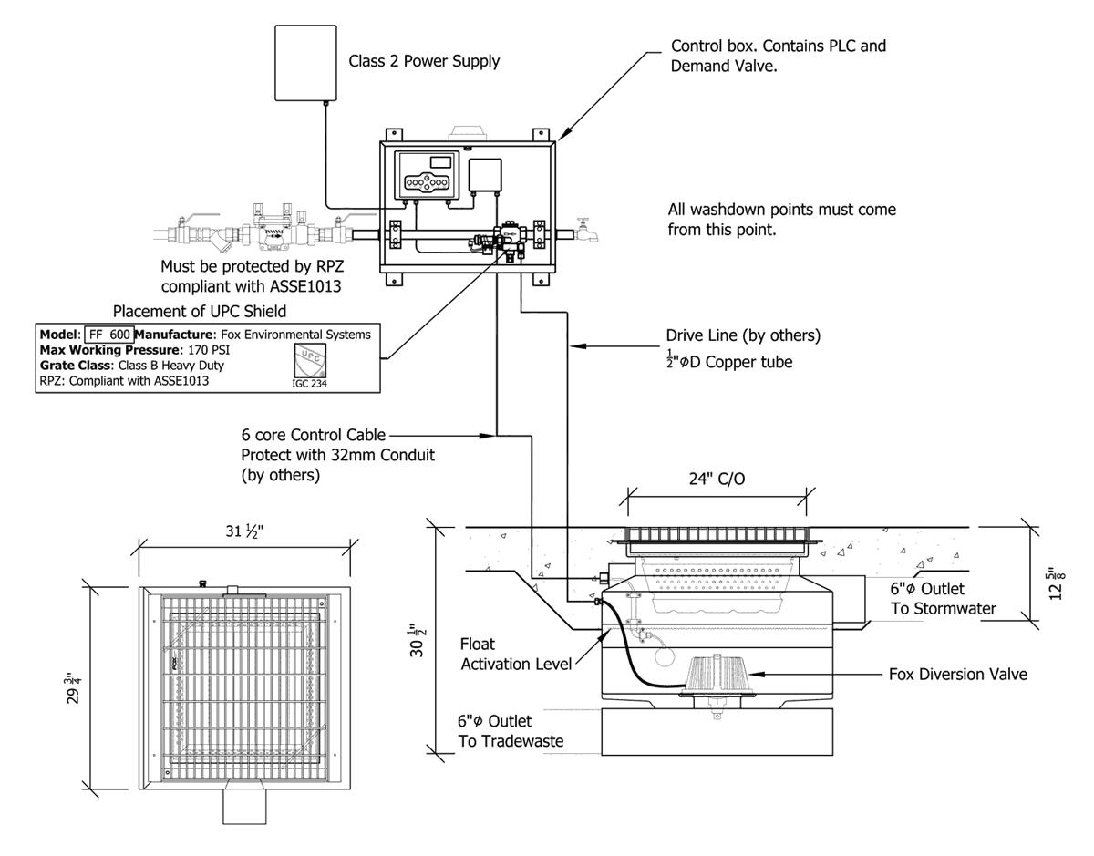 FF600 Schematic